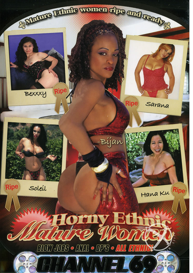 Diamond recommend best of ethnic mature anal